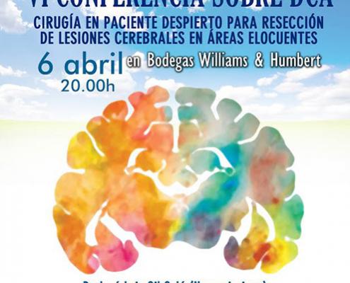 VI conferencia sobre Daño Cerebral Adquirido